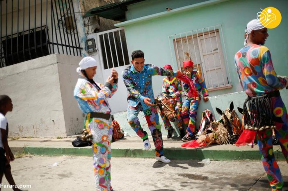 شیاطین رقصنده در ونزوئلا